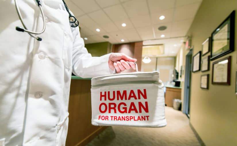Save Lives: Become an Organ Donor