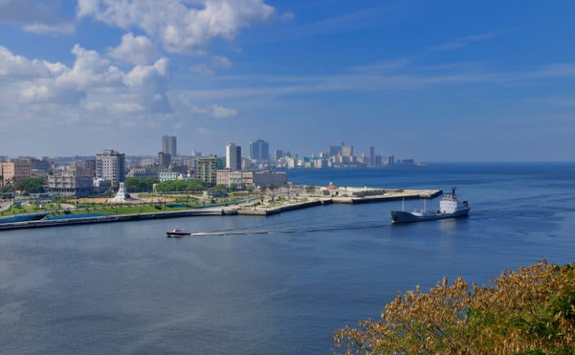 Cuba; America's and the World's Newest Shipping Hub