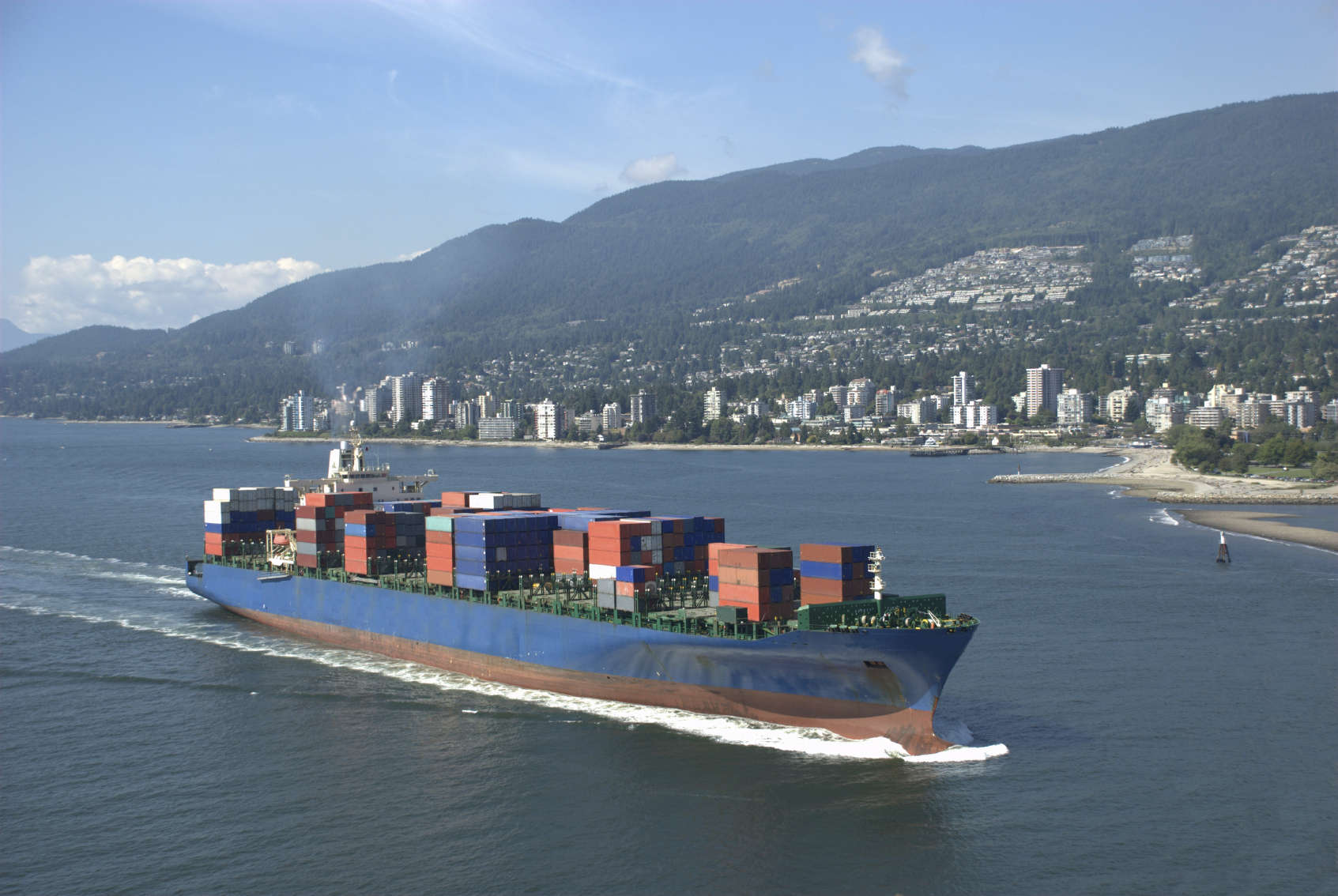 How Canadian Ports Are Utilizing Technology to Limit Congestion