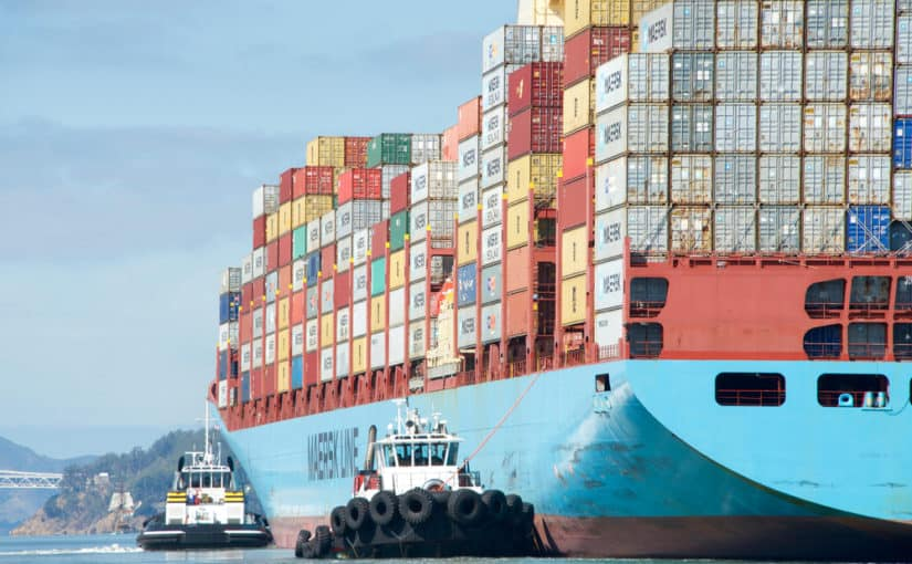 Maersk to Purchase Germany-Based Hamburg Sud Shipping Line