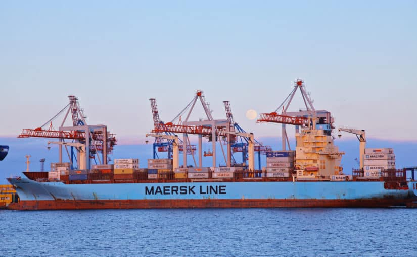 In 2017, Maersk Line Returns to Iran