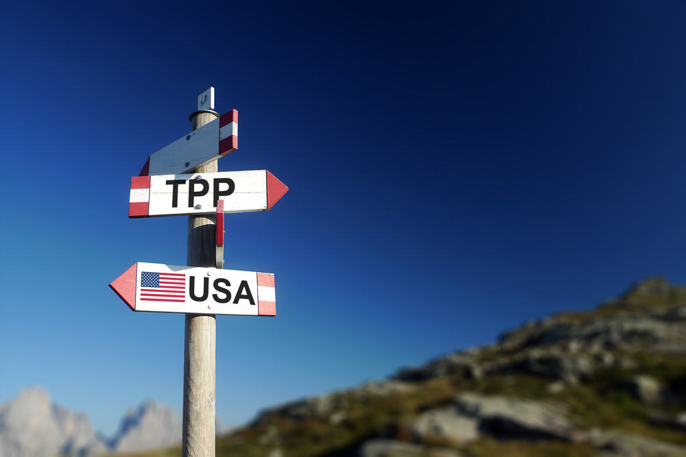 Impacts of Withdrawal from the Trans-Pacific Partnership
