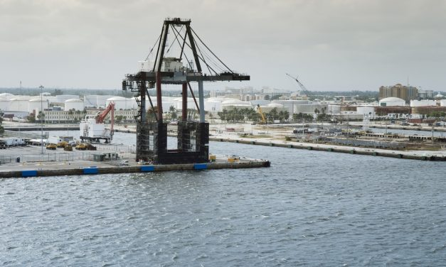 Port Everglades Will Purchase New Cranes