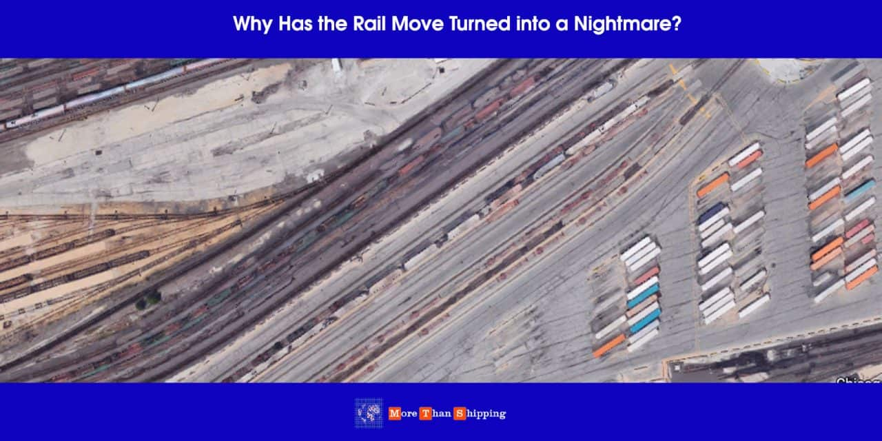 Why Has the Rail Move Turned into a Nightmare?