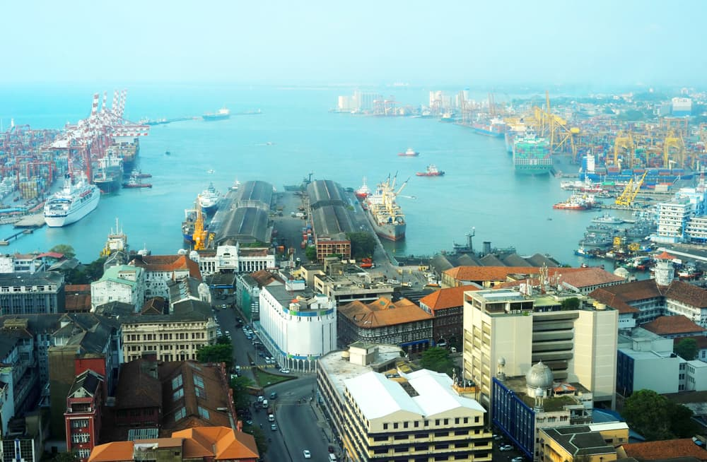 China Secures Port Deal With Sri Lanka More Than Shipping
