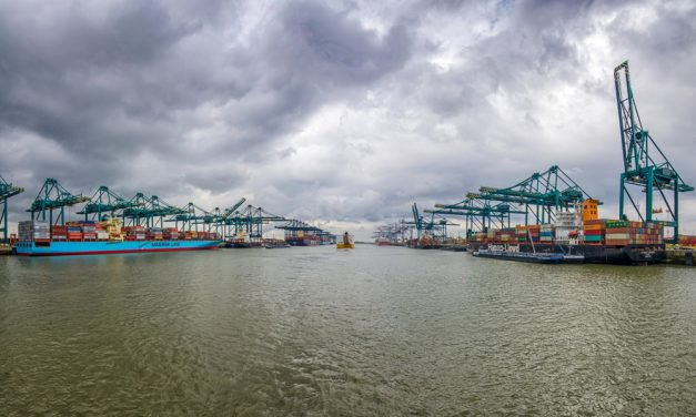 Port of Antwerp Reveals Congestion Action Plan