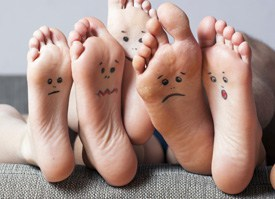 Wondering About Your Health? Take a Look at Your Feet
