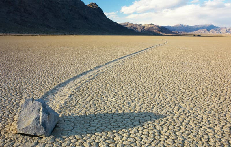 Unraveling the Mystery at Death Valley