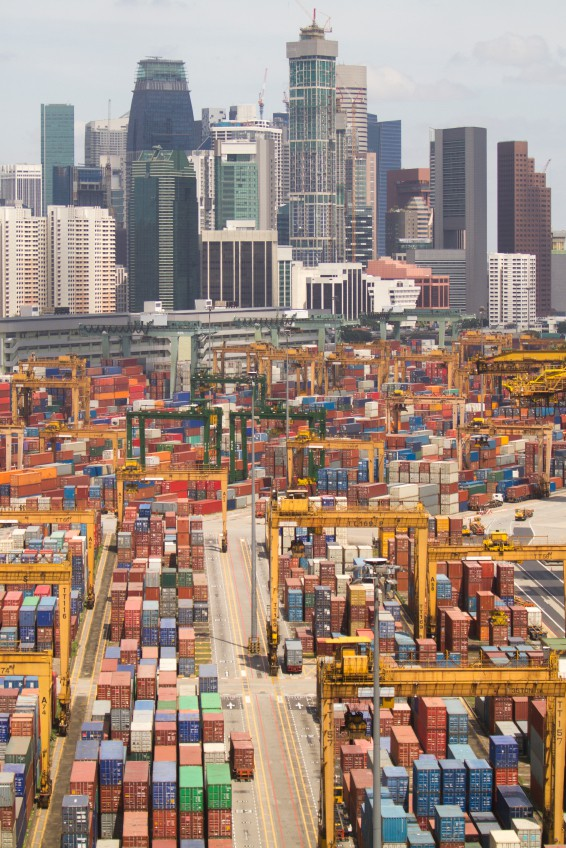 Los Angeles Port Congestion: Get In Line