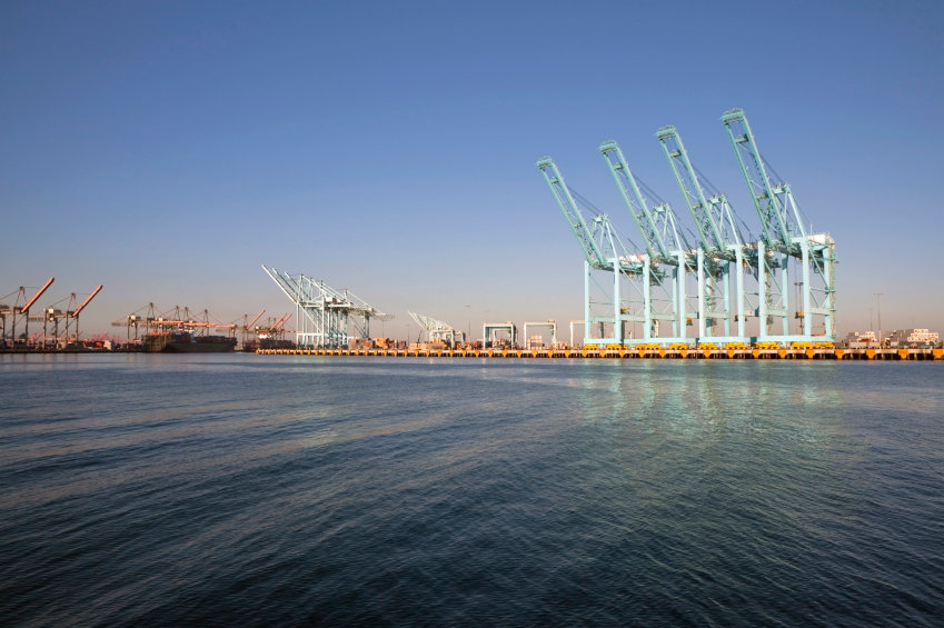 Top Five Busiest Ports in the World