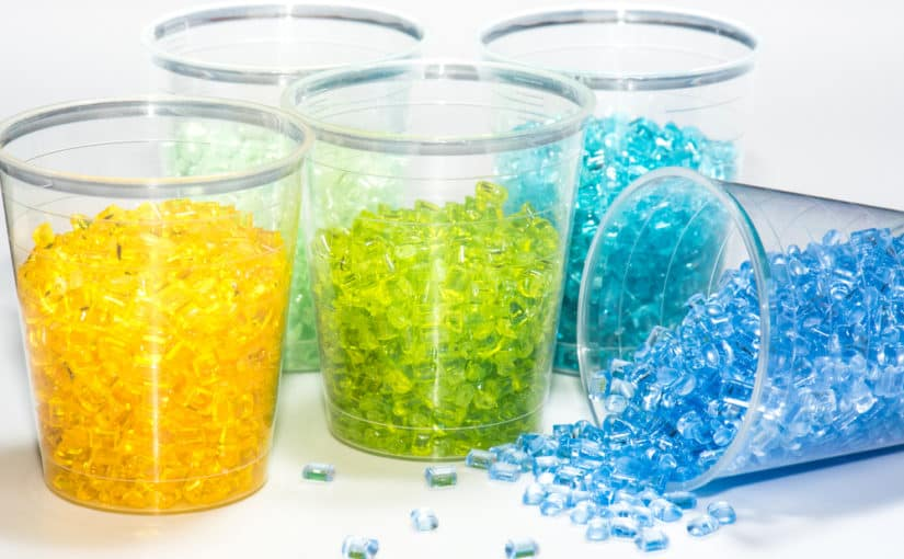 Commodity Resins and Exports of It