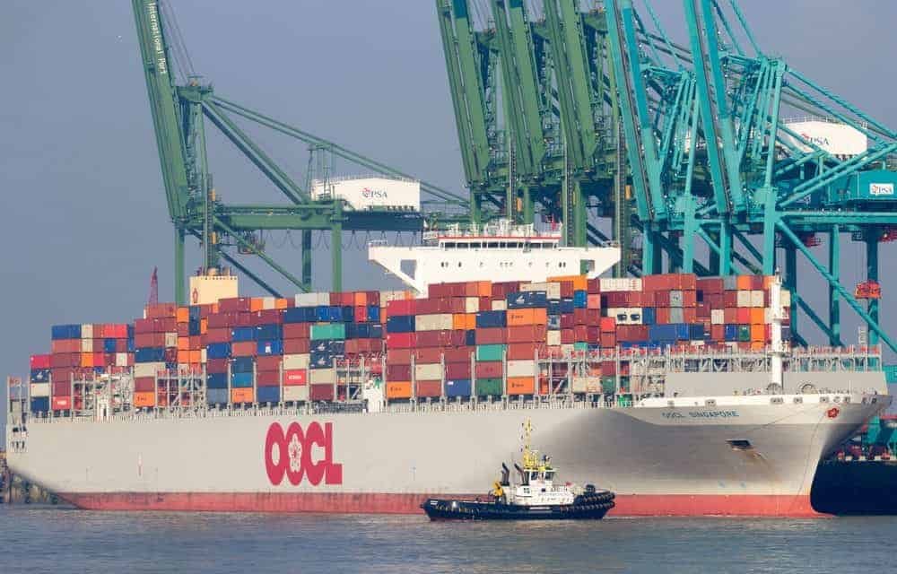 Ocean Alliance Dominates Transpacific Trade