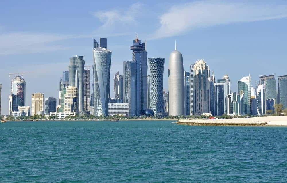 Qatar Ban Results in Suspended Bookings