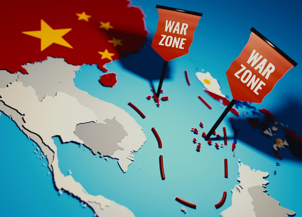 China South Sea Dispute