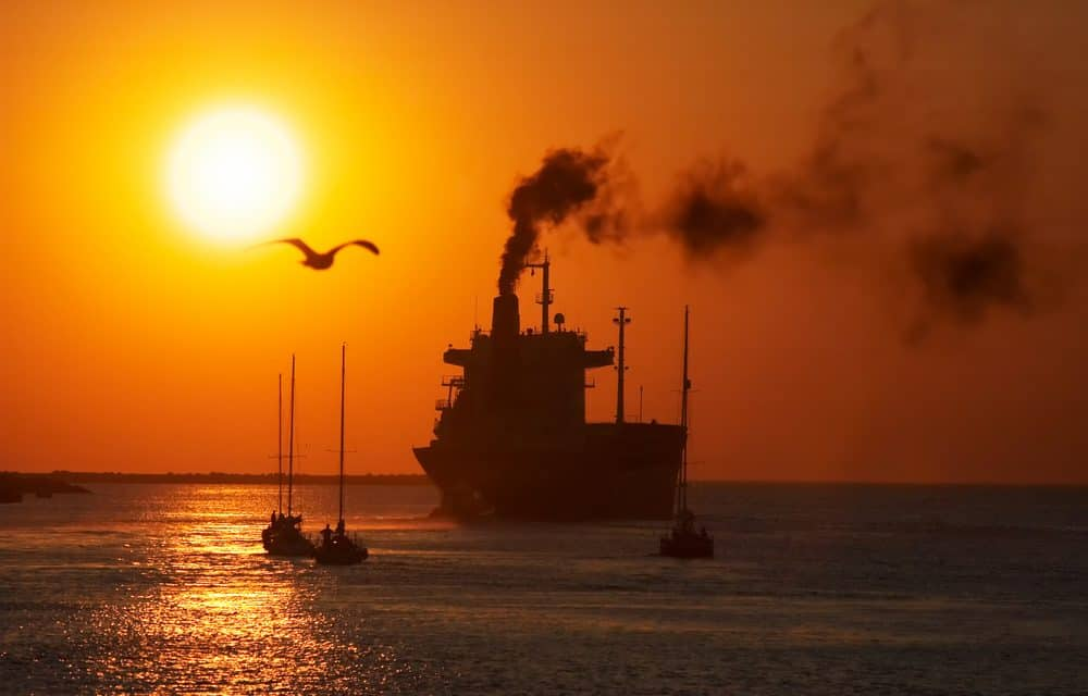 Fuel Costs in Ocean Shipping - More Than Shipping