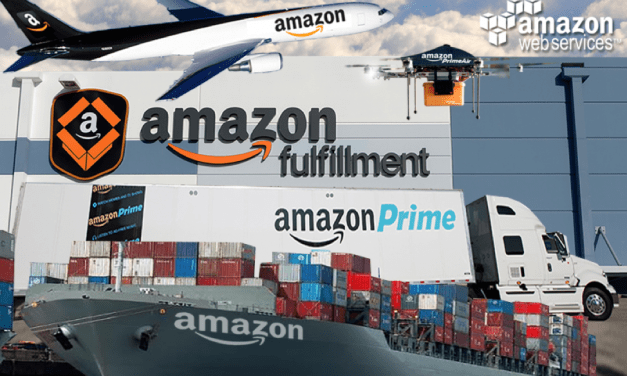 Amazon Takes on UPS and FedEx