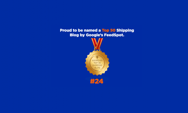 MoreThanShipping.com Named the 24th Top Shipping Site & Blog to Follow