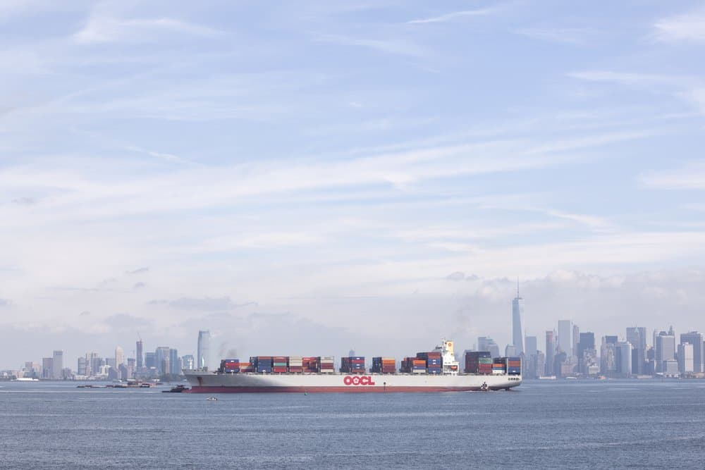New York City Launches Freight Plan