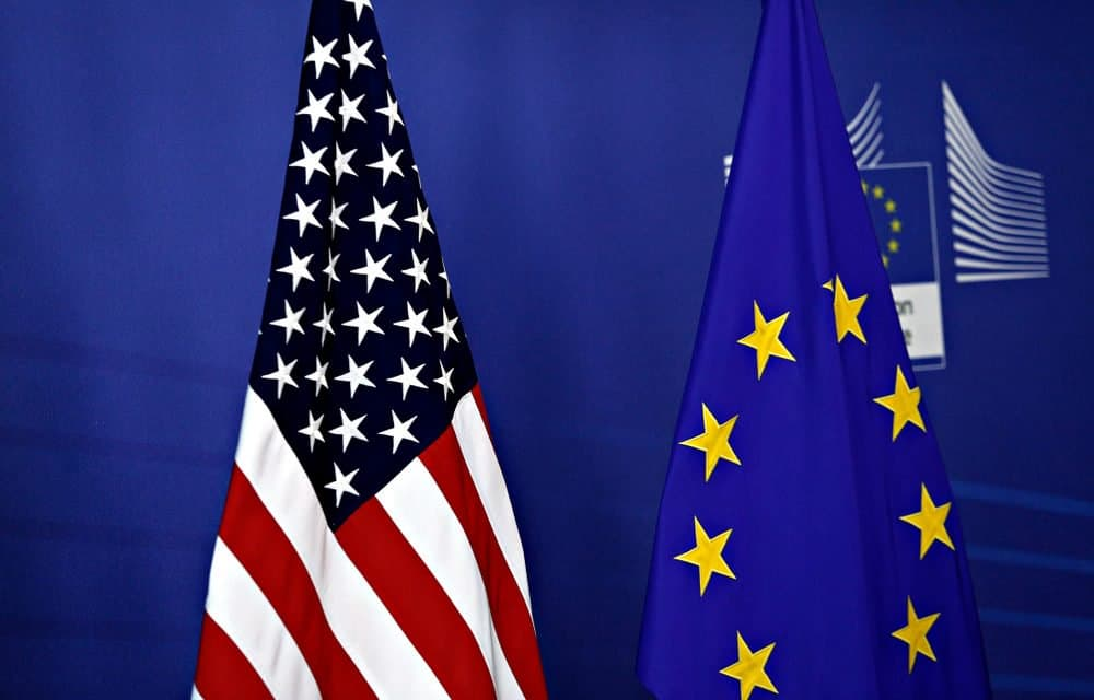 Effects of Tariffs on U.S. and E.U. Trade Relations