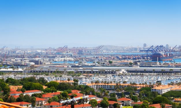 Clean Air Sweeps Through the Ports of California