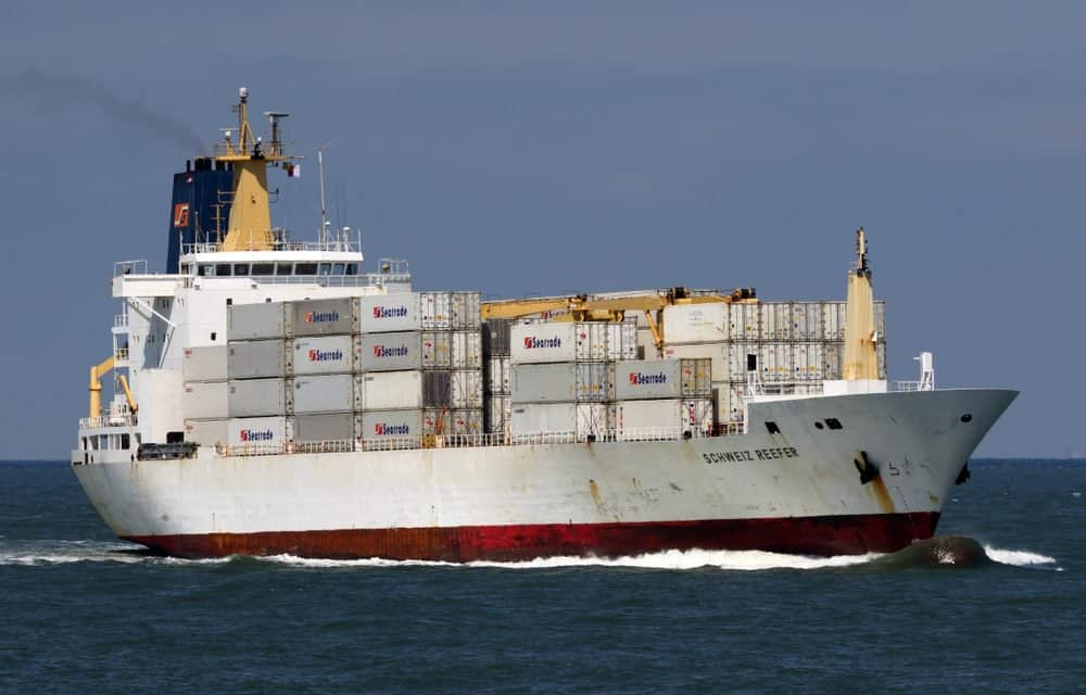 New Innovations in Reefer Cargo Announced at Asia Fruit Logistica