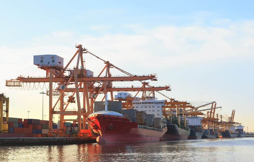 Digitization Will Help Improve Port Productivity and Profitability