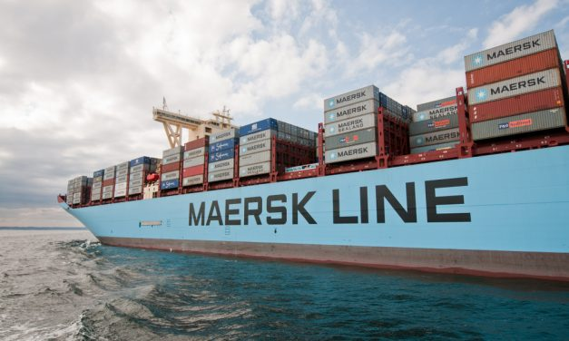Maersk Announces New Instant Booking Tool