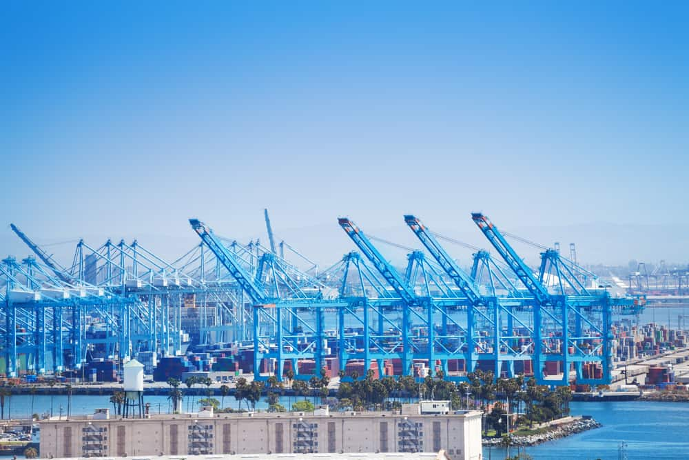 Extreme Congestion at Los Angeles and Long Beach Ports and Increasing Demurrage Charges