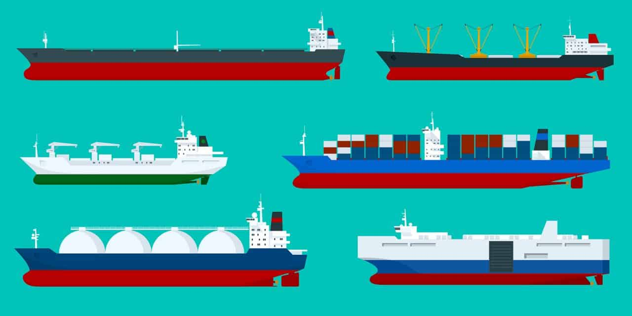 The Most-Common Cargo Vessel Types - More Than Shipping