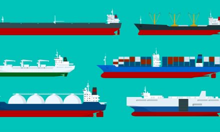 The Most-Common Cargo Vessel Types