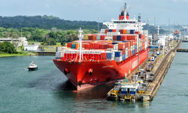 Panama Canal Weight Restriction Affecting East Coast-Bound Cargo
