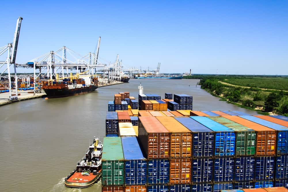 Resin Exports Expected To Double at the Port of Savannah with New Investments