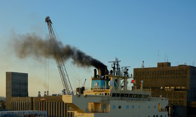 Reminder: IMO 2020, A Requirement to Cut Sulphur Oxide Emissions, Going Into Effect January 2020
