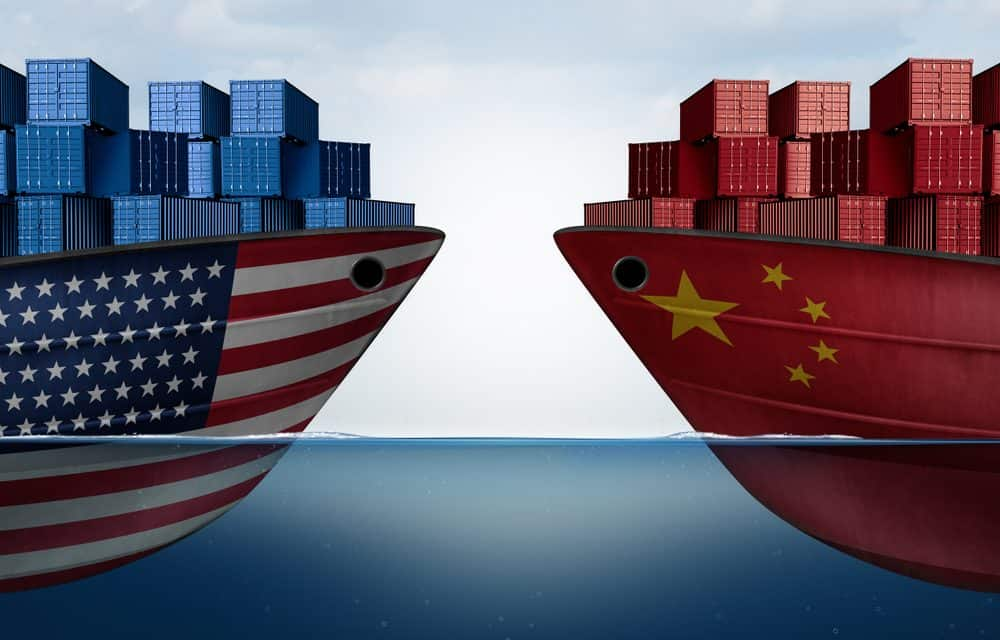 Countries That Benefited From The U.S.-China Trade War