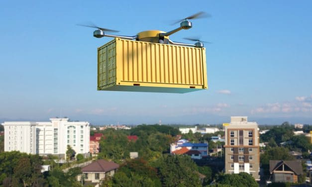 Cargo Drones: The Future of Shipping?