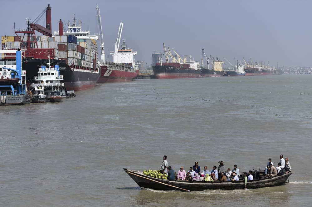 Bad Weather Causing Extensive Delays at the Port of Chittagong