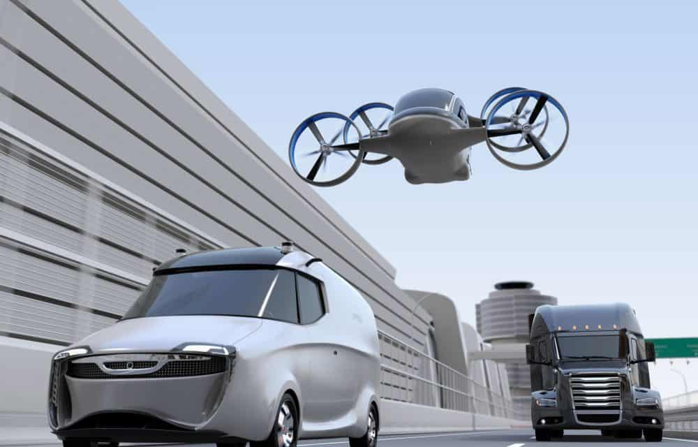 The Air Taxi: A Futuristic Transportation Method that is Nearing Reality