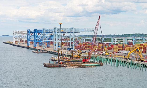 The Port of Boston Wins $20 Million BUILD Grant