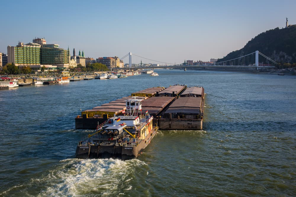 Can Cargo Transport Capacity in the Danube River Be Increased?
