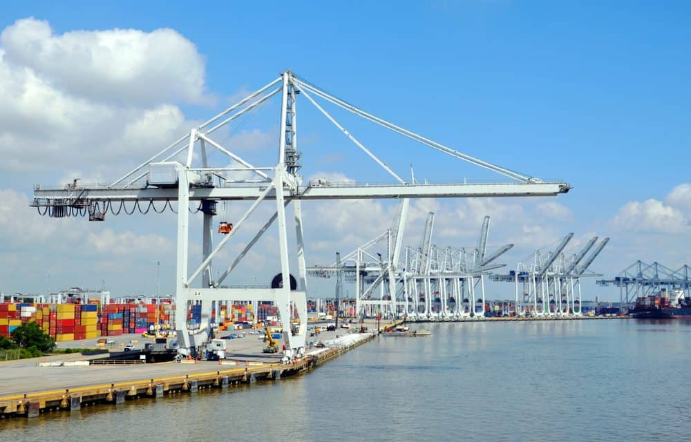 The Port of Savannah to Expand to Handle 9 Million TEUs by 2030
