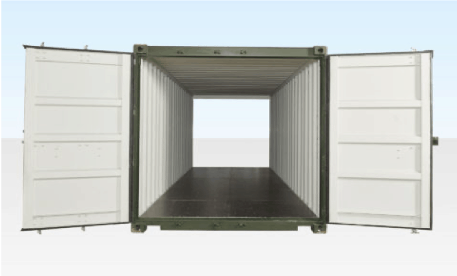 Most Common Types of Intermodal Containers