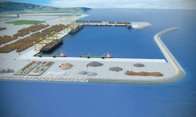 Filyos Project Will Transform One of Turkey's Cities Into Shipping Hub