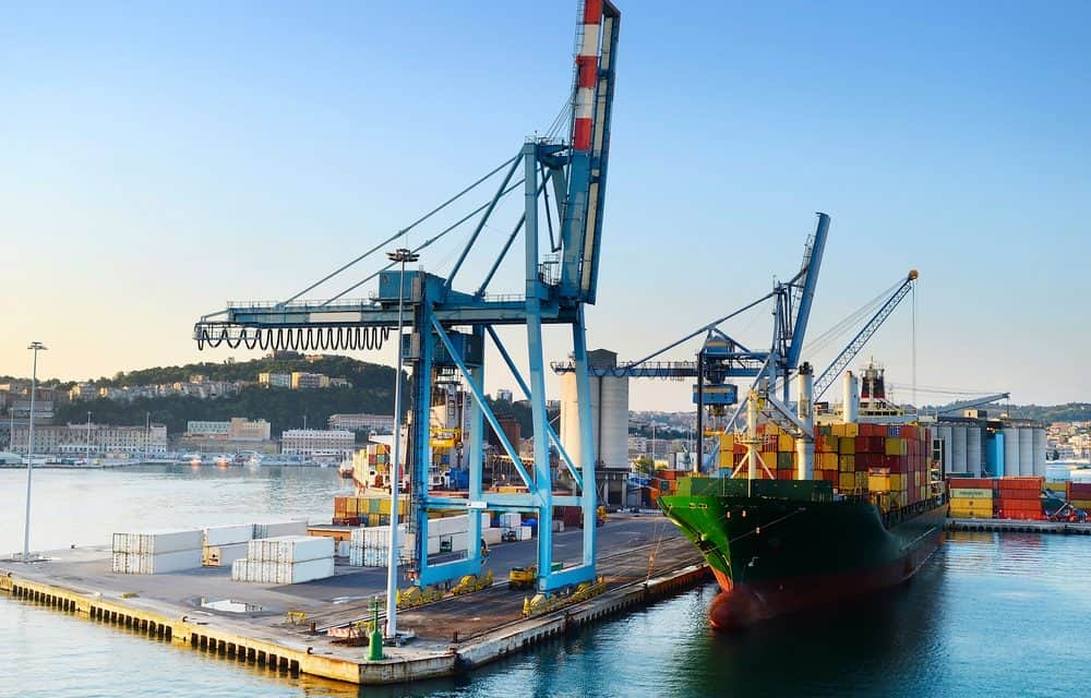 Volume and Capacity on the Asia-Europe Trade Route Appears to Bottom Out