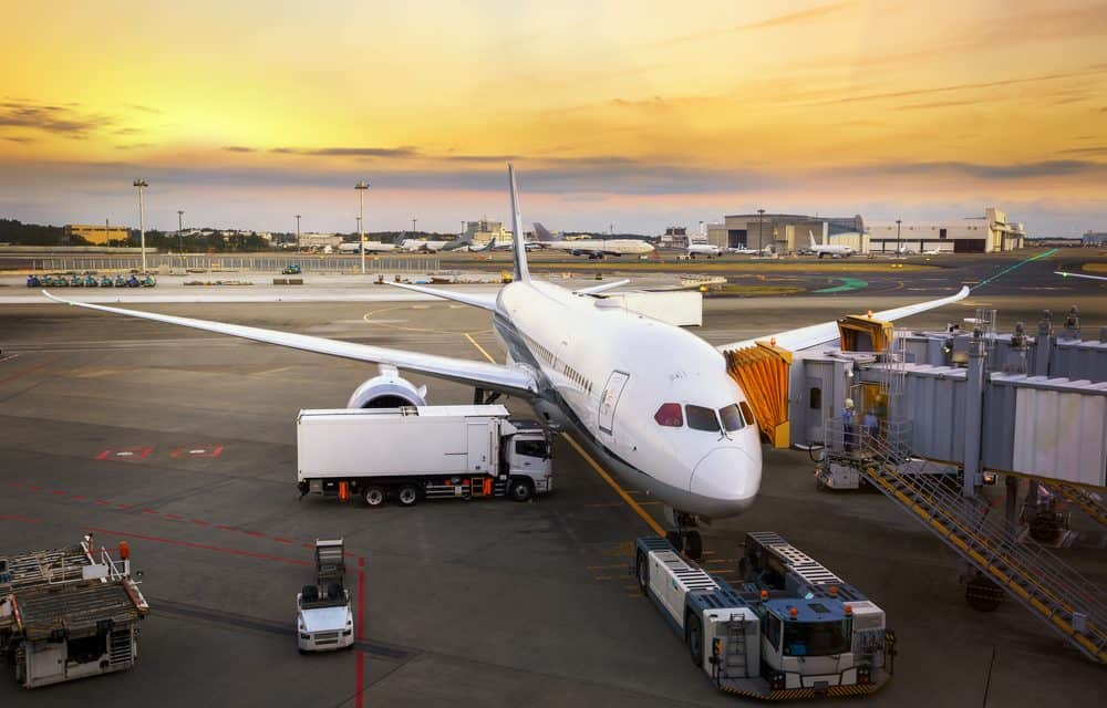 The Effects of COVID-19 on Air Freight