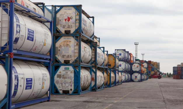 What is an ISO Tank Container?